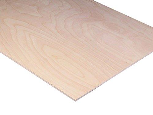 Plancha de Contrachapado de Abedul Finlandes de primera calidad. Medidas: 1,2x498x247mm