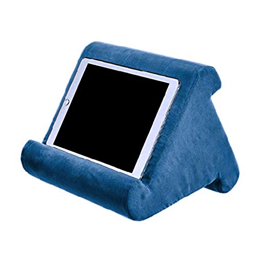 Yintiod Tablet Ständer, Tablet-Ständer Easy Use Home Mobiltelefon Soft Pillow Book Anti Slip Multi Angle