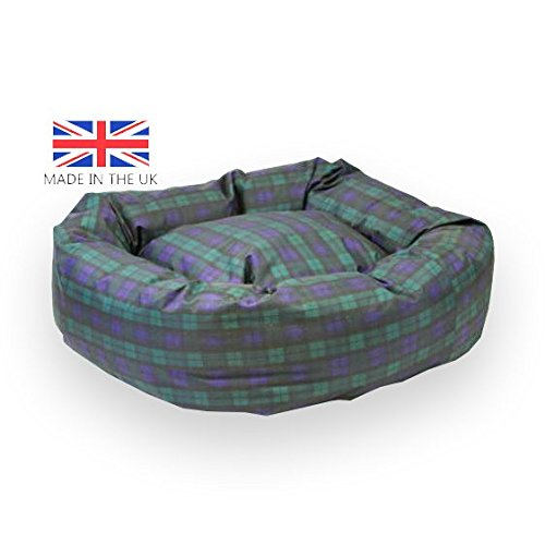Tartan – Waterproof Donut Bed. Very tough,...