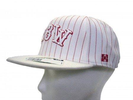Kr3w invy cap, white 7 1/4 - 7 5/8