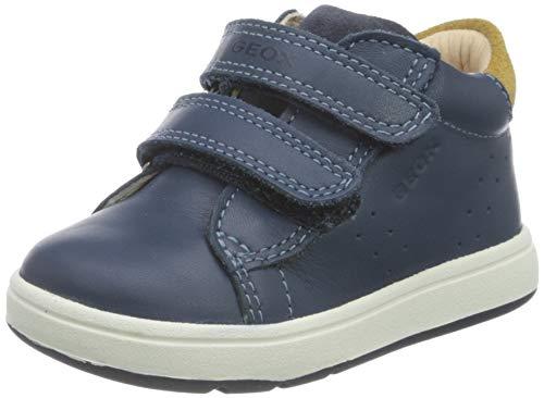 Geox Baby-Jungen B BIGLIA Boy D First Walker Shoe, (Avio), 23 EU