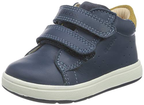 Geox Baby-Jungen B BIGLIA Boy D First Walker Shoe, (Avio), 23 EU