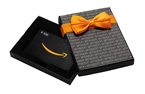 Tarjeta Regalo Amazon.es - €100 (Estuche Amazon)