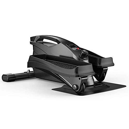 Hammer Fitness ejercicio elíptica Twister paso a paso, fácil de pie entrenamiento, Display digital, banda de resistencia entrenador elíptico de quemaduras 15{f69542159737abf75920d259bdc2faaef8a11ff6c95f1a39952393b889595f4a} más calorías que una bicicleta de ejercic