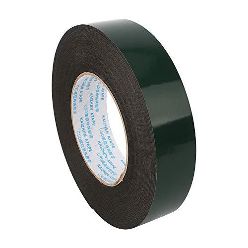 Espuma adhesiva impermeable, cinta de espuma resistente al agua, doble cara, 10 m, hecha de espuma PE