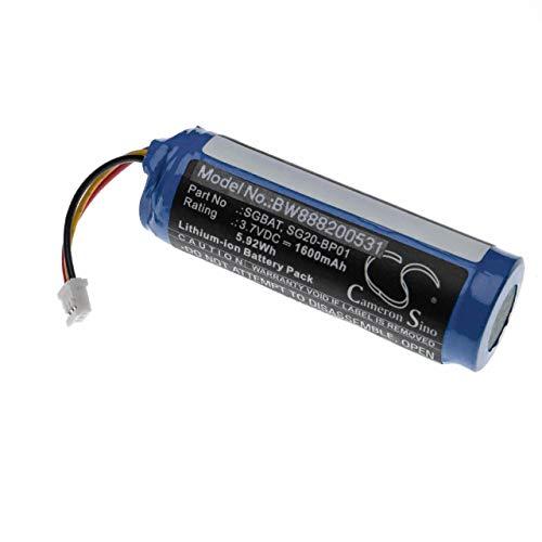 vhbw Battery replacement for Intermec SG20-BP01, SGBAT for Barcode Scanner...