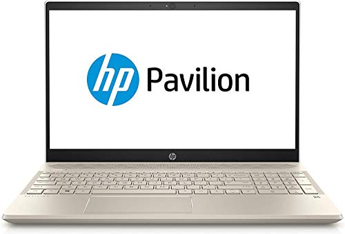 "HP 15­-CW0999NA 15.6"" FHD Display Laptop, AMD Ryzen 3 2300U Upto 3.4GHz, 8GB DDR4, 256GB Solid State Drive, Wireless 11ac & Bluetooth 4.2, Windows 10 Pro WHITE - UK Keyboard Layout - Non HP Plain Box"