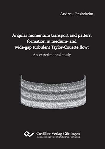 Angular momentum transport and pattern formation in medium- and wide-gap turbulent Taylor-Couette...