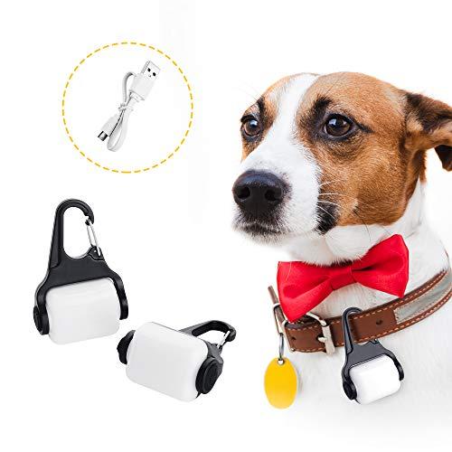 Collar Luminoso Perro Usb Marca Toozey