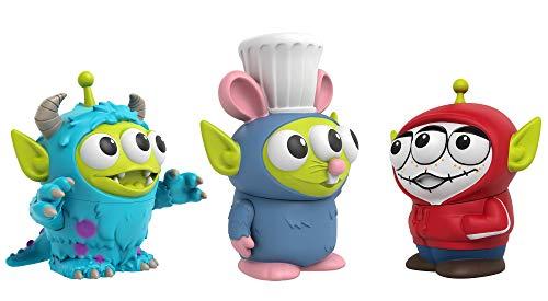 Disney Pixar Figuras Aliens Pack 3 (Mattel GPD05)