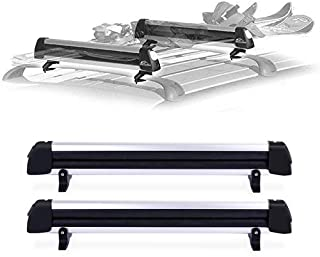 Car Rack & Carrier SnowRack Max Rooftop Ski Fit 6