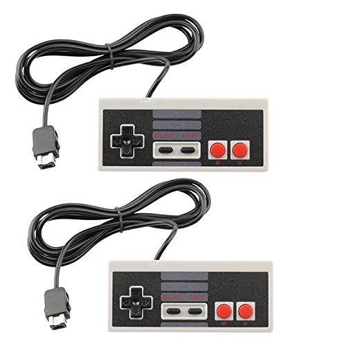 2 Pack miadore NES Controller USB Gamepad für PC/Mac