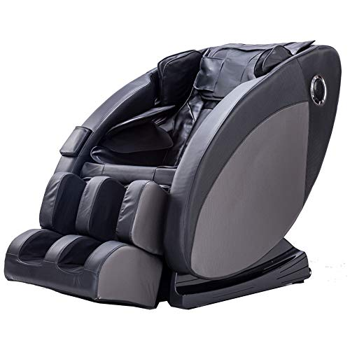 Fantastic Prices! CARWORD Adjustable Massage Chair Automatic Zero Gravity Relax with Heat (Back& Nec...