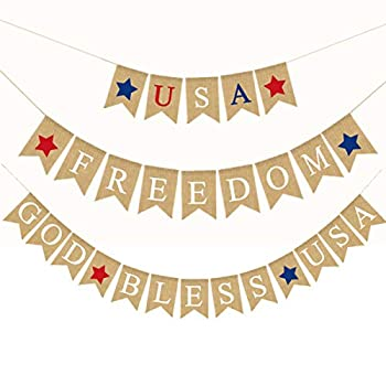 Best forth of july banners Reviews