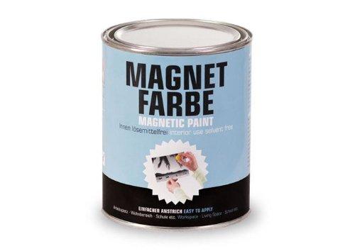 Milacor Magnetfarbe für Innen grau, 2,5 Liter