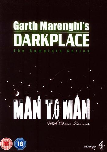 Garth Marenghi's Dark Place: The Complete Series - Man To Man [DVD] [Reino Unido]