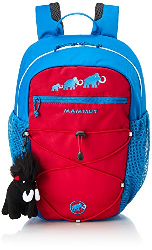 Mammut First Zip Sac à Dos Mixte Enfant, Imperial/Inferno, FR Unique (Taille Fabricant : 4 L)