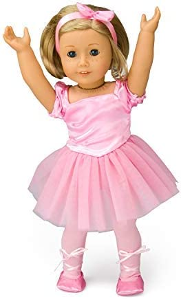 Ranking TOP13 Ballet Doll Outfit for American Girl Dolls 18