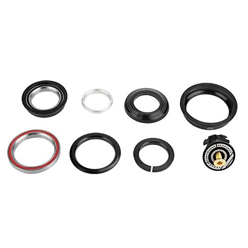 VGEBY1 Fietsheadset, aluminiumlegering, dual doel, fietsvork, top cap expander taper buis headset fietsaccessoires