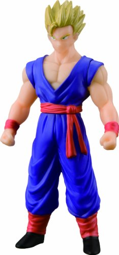 Bandai – Dragon Ball Z – Action figure primo combattimento – Super Saiyan Vegeta – 34533