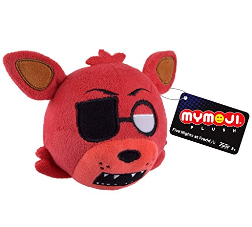 Plush: Five Nights at Freddy's: Foxy cara