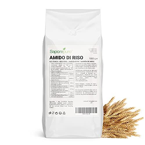 ALMIDÓN DE ARROZ - 1 KG