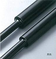 ポリオレフィン熱収縮チューブ TC26-7.0-BK1 黒 単位:10本入