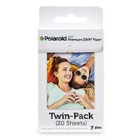 【国内正規品】Polaroid ZINK Paper 20枚入り POLZ2X320