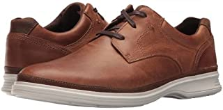 [ロックポート] メンズ 男性用 シューズ 靴 オックスフォード 紳士靴 通勤靴 DresSports 2 Go Plain Toe - New Caramel [並行輸入品]
