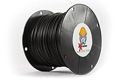 Extreme Dog Fence Heavy Duty Dog Fence Wire - 1000FT 14 Gauge Professional Boundary Wire for All Brands of Electric Dog Fence - Above Ground or Buried for 20 Years+ of Solid Performance