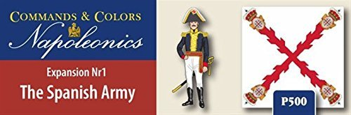 Commands and Colors: Napoleonics: Spanish Army
