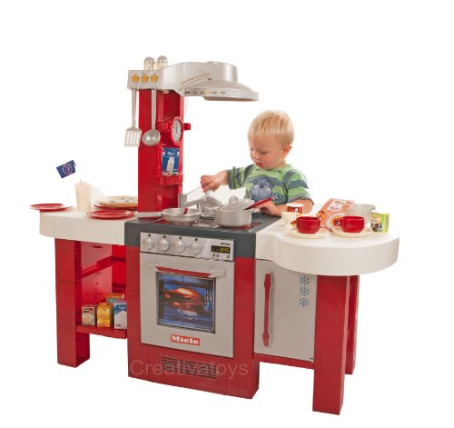 Theo Klein 9158 Miele Küche Gourmet