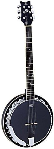 Ortega Obj350 6-Sbk - Banjo