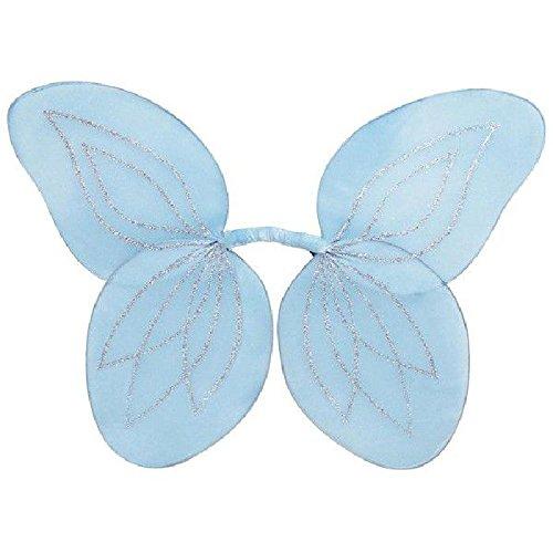Mondial-Fete - Ailes Papillon Bleues