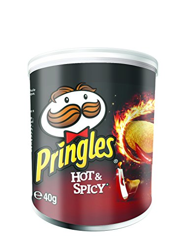 Pringles Hot & Spicy Menge:40g