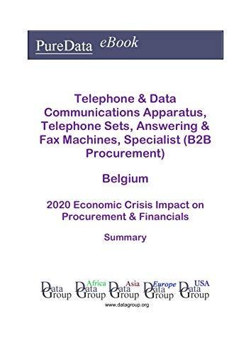 Telephone & Data Communications Apparatus, Telephone Sets,