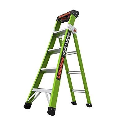 Little Giant Ladder Systems 13580-001 King Kombo Professional 5', Green
