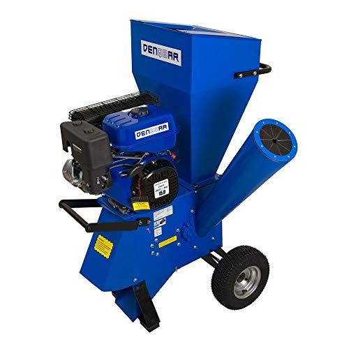DENQBAR Trituradora de Jardin con 11 kW (15 PS)