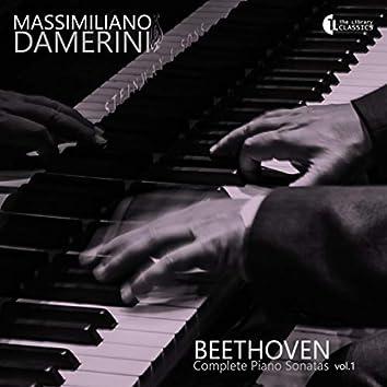 Beethoven Complete Piano Sonatas vol. 1