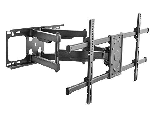 Equip 650324 - Soporte de Pared para Pantalla Plana (75 kg, 94 cm (37'), 2,29 m (90'), 200 x 200 mm, 816 x 410 mm, Negro)