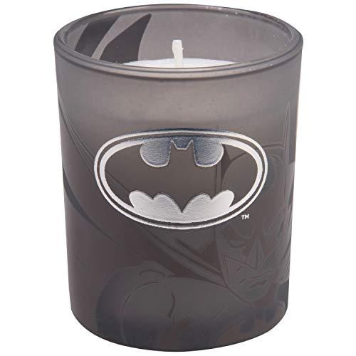 Product Image 7: Insight Editions DC Comics Justice League Glass Votive Candles – Set of 4 – Superman, Wonder Woman, Flash, Batman – Unscented – 3 oz Each