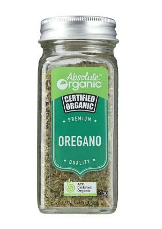 NT# Absolute Organic Oregano 15G - flav of a this splash Recommendation Include Free Shipping New