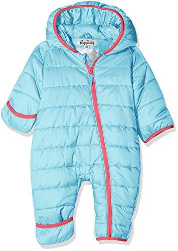 Playshoes Stepp-Overall uni Combinaison De Neige, Turquoise (Türkis 15), 74 Mixte bébé