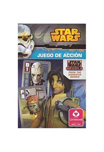 Juego de Cartas de Accion Star Wars Rebels