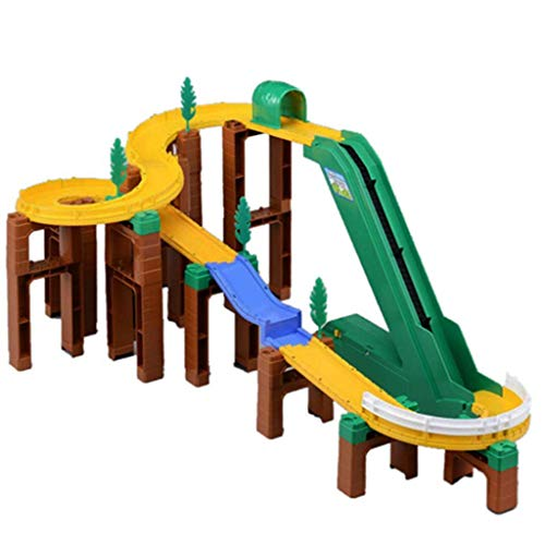 Why Should You Buy NZ-Intellectual toy Learning & Activity Toys Children's Rail Car Toys Alloy Car T...