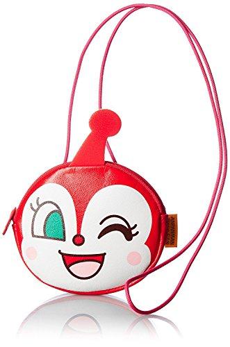 ドキンちゃん【ミニポシェット】ネックポーチ(アンパンマン)
