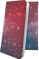 ZenFone Live L1 ZA550KL / ZB501KL マルチタイプ マルチ対応ケース ケース 手帳型 オーロラ 天の川 赤 星 星柄 星空 宇宙 夜空 星型 ゼンフォーン ゼンフォンライブ ゼンフォン ライブ 手帳型ケース おしゃれ zenfonelive かっこいい 10311-oiwpof-10001169-zenfonelive