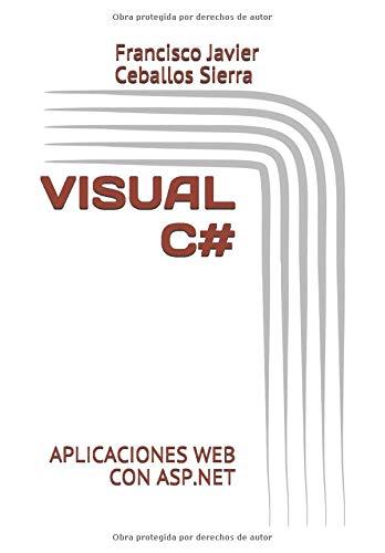 [画像:VISUAL C#: APLICACIONES WEB CON ASP.NET]