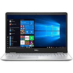 Máy tính laptop Dell Inspiron 15 5584 Laptop, 15.6″ Screen, Intel Core i7, 8GB Memory, 256GB Solid State Drive, Windows 10, I5584-7851SLV-PUS (Amazon)