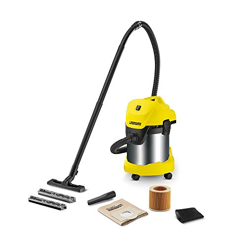 KARCHER(ケルヒャー) 乾湿両用バキュームクリーナー WD3 1.629-854.0